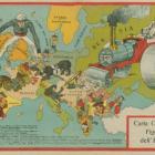 Cartografia e satira